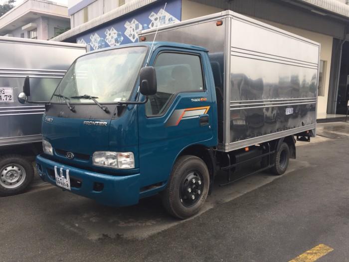 Xe tải Kia 1,4 tấn 2017.