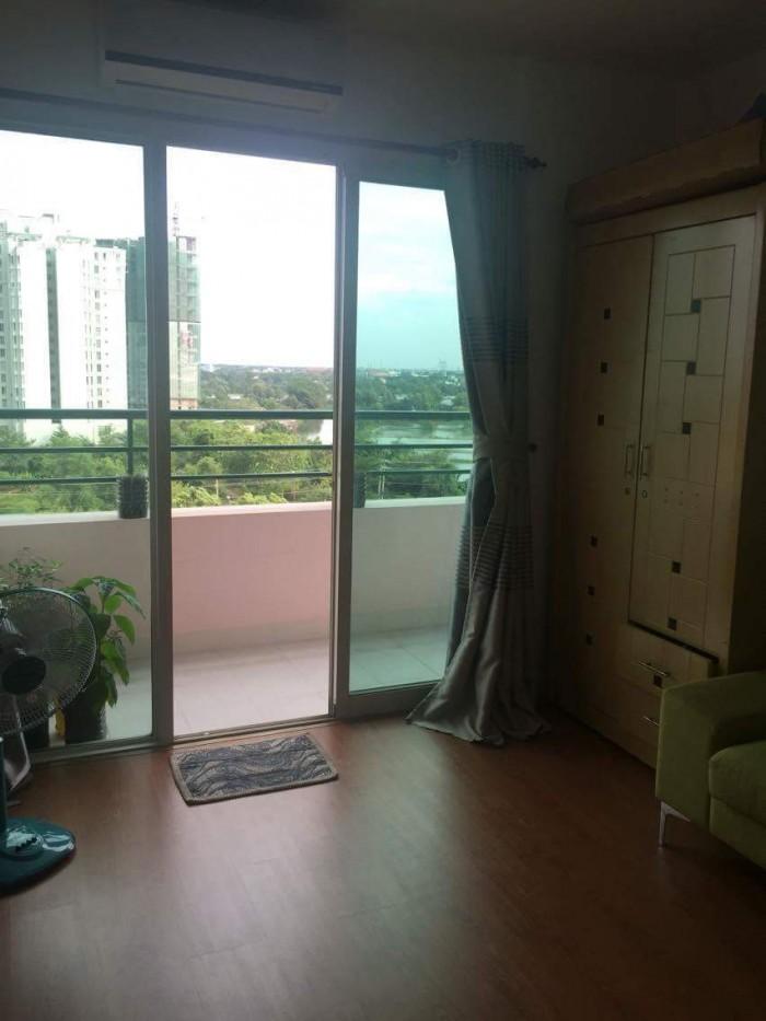 Cho thuê căn hộ HQC 60m2 2pn 2wc fun nội thất đầy đủ giá siêu rẻ