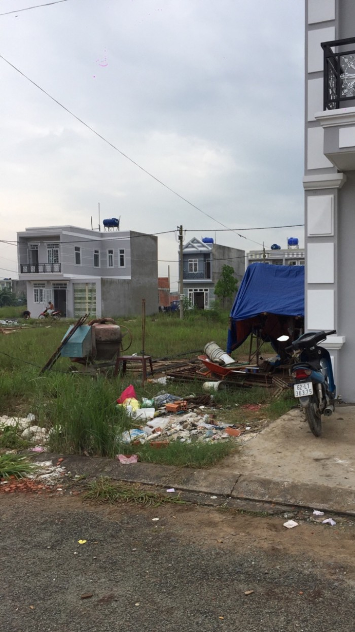 Bán đất mặt tiền Xuân Thới Sơn 1,HM, SHR, 75m2