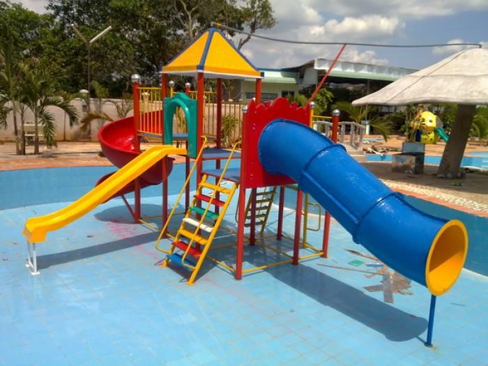 Chuyên cung cấp các loại cầu trượt dành cho bé