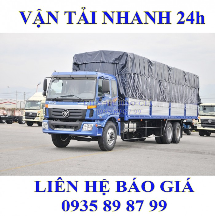 Gửi hàng từ Sài Gòn đi Hà Nội
