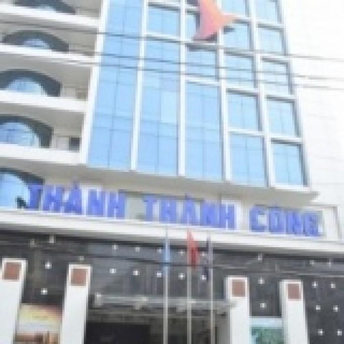 Cho thuê tầng trệt tòa nhà văn phòng TTC, ngay CV Hoàng Văn Thụ, 250tr/289m2/Tháng.