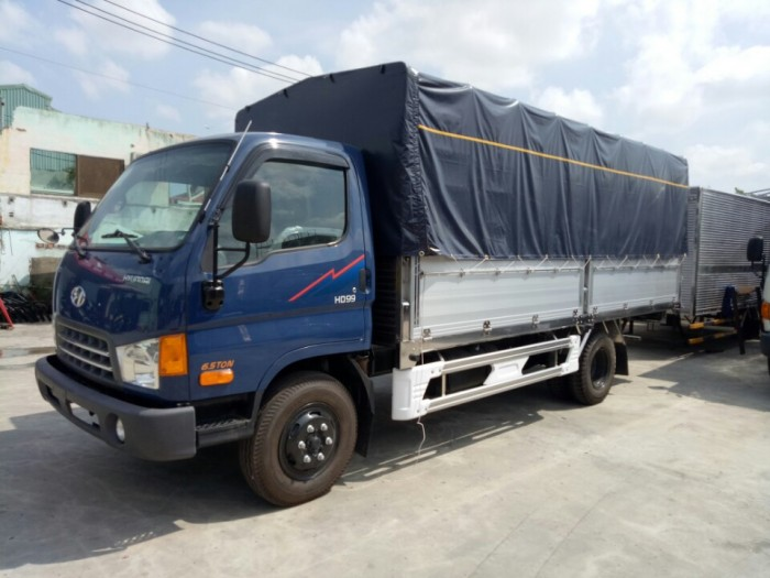 Xe Hyundai HD65 tải trọng 2.5T