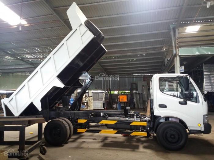 Xe tải HINO DUTRO 4.5T
