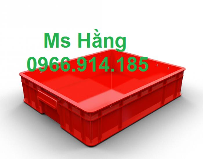 Cung cấp sỉ và lẻ rổ nhựa bít HS006