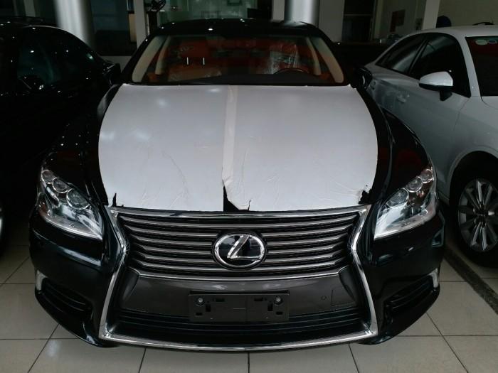 Lexus LS 460L sản xuất năm 2012 Số tay (số sàn) Động cơ Xăng