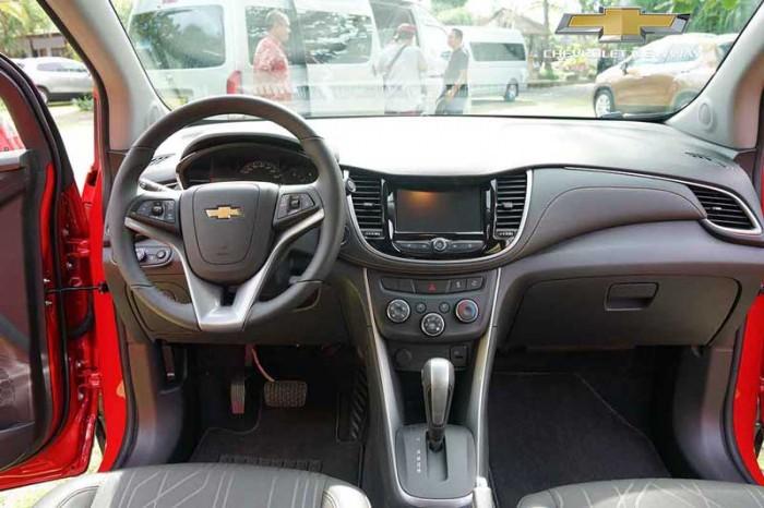 Giảm 90Tr Chevrolet TRAX Giá Tốt MIỀN NAM, Hổ trợ Vay 80-100% Giá Trị Xe, Khuyến mãi Cực Khủng Trong T01/2018
