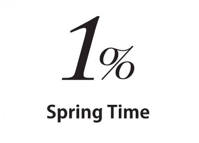 1% Springtime Clinic nơi thay đổi chính bạn và tạo cơ hội cho bạn được đẹp hơn