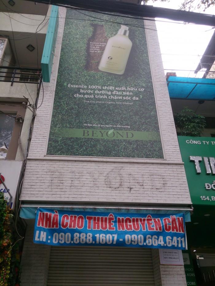 Bán nhà mặt tiền Nguyễn Trãi Q5 DT: 4x20 3 lầu st.Giá: 24.9 tỷ
