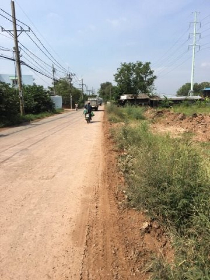 Chuyển nhượng đất củ chi MT võ văn Bích xã Bình mỹ ,DT,11000m2