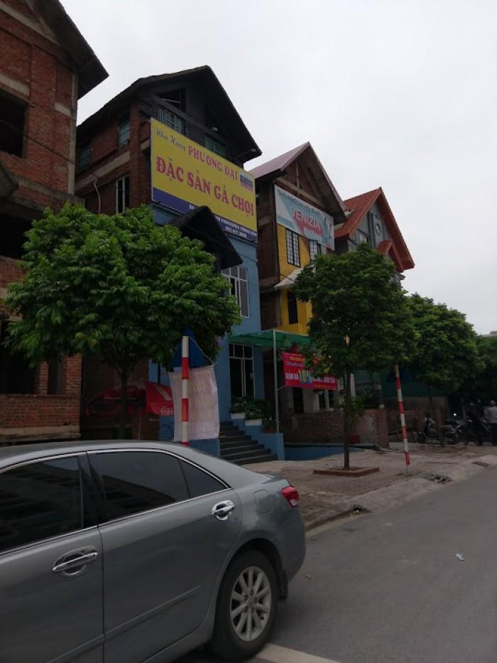 Cho thuê làm văn phòng tại BT2 Vinaconex 3 Trung Văn, Nam Từ Liêm, 153m2 nhà 5T, Mt : 9m