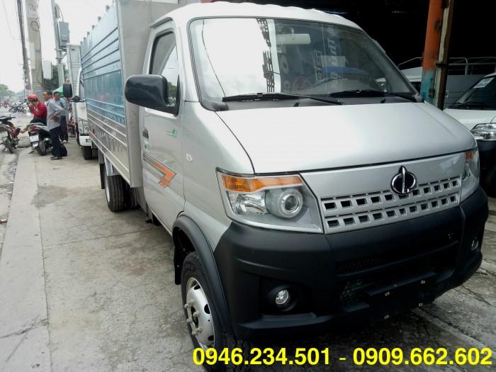 Xe tải DONGBEN Q20 1T9 hỗ trợ trả góp