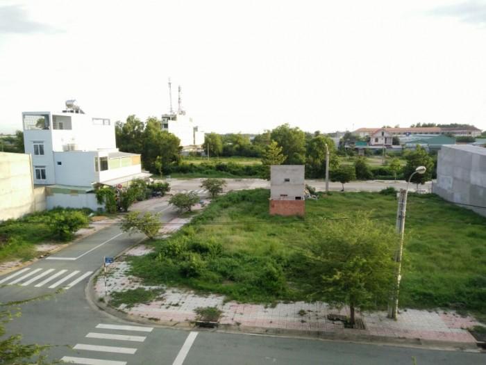Bán đất mt 23a đường Nguyễn Hữu Trí 100m2 Thổ cư 100%  SHR