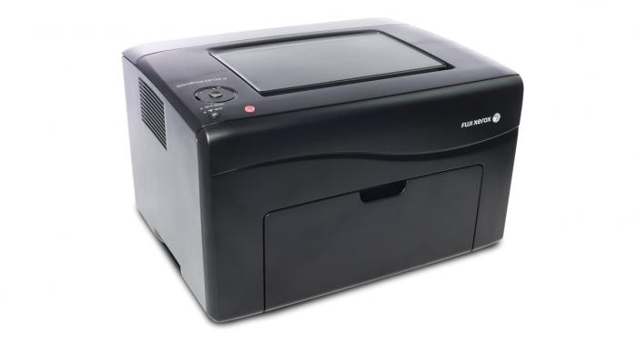 Máy In Laser Màu Fuji Xerox DocuPrint CP115w1