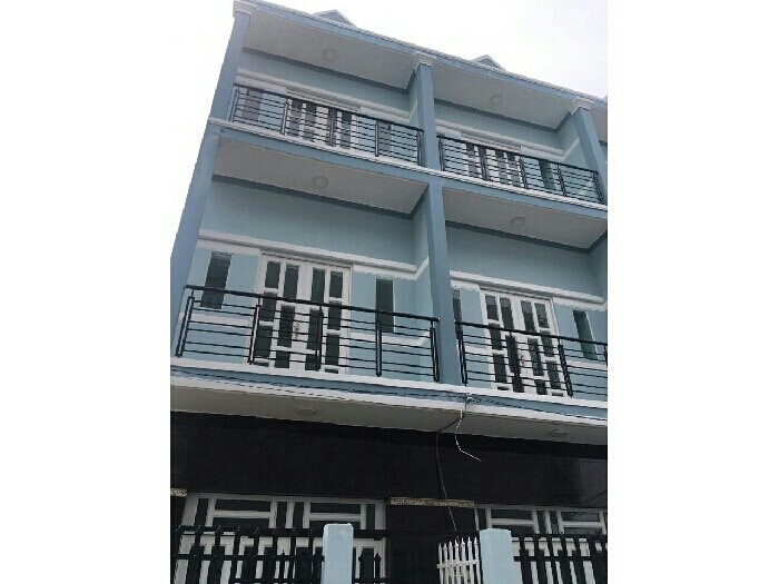 Nhà 1 trệt 2lầu,4pn,shr, Lê Văn Lương