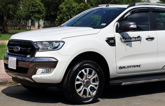Bán Ford Ranger WildTrak 3.2 4x4 2016 full options 3