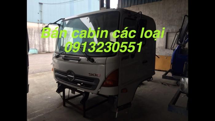 Bán cabin xe hino, jac, chenglong, balong, thaco foton auman ollin forland, camc