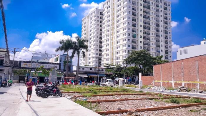Bán đất nền trung tâm kinh tế quận Tân Phú