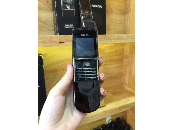 Nokia 8800 siroco black likenew
