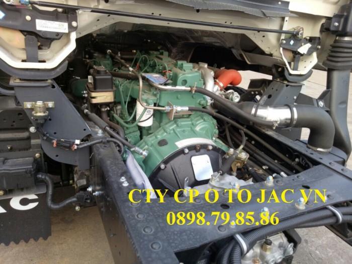 Jac 6T4 bảo hành chuyên nghiệp, tận tình