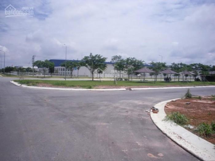 Đất thổ cư Bình Chánh, sổ riêng. Dân cư đông đúc, mặt tiền đường 40m.