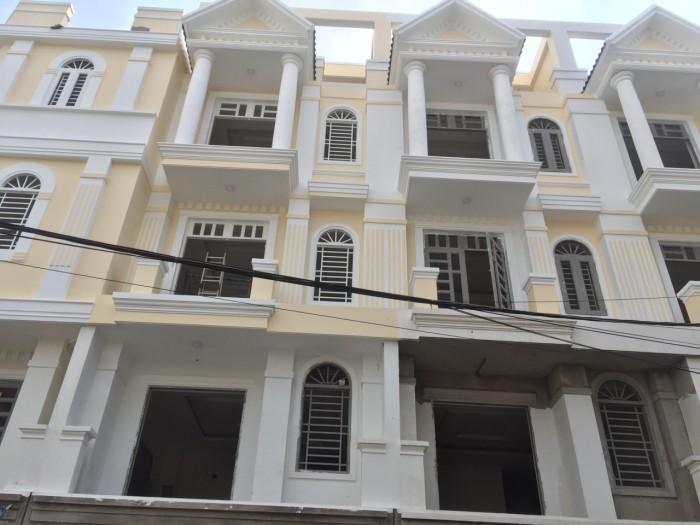 Bán nhà mới sổ riêng, 4x14m3 lầu đường sô 8, p.Hiệp Bình Phước cách cầu Bình Triệu 1km