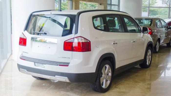 Tiền Giang: Chevrolet Orlando 2017 - Hỗ trợ vay 100% - Giao xe trong 3 ngày 2