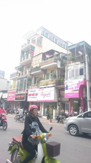 Bán nhà mặt phố Huế, diện tích 81m2, mặt tiền 4.20m, vỉa hè rộng, vị trí đẹp