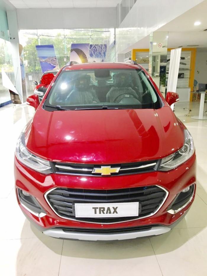 Tiền Giang: Chevrolet Trax 2017 - Sở hữu ngay với giá chỉ bằng Ecosport - ngân hàng 24h 1