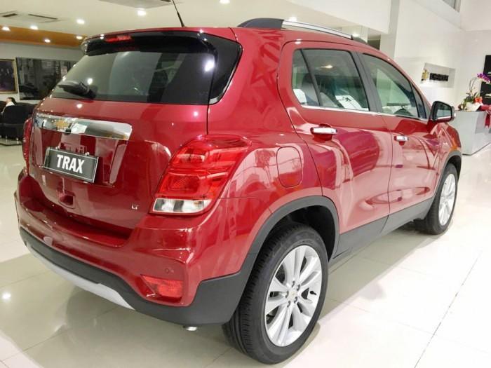 Tiền Giang: Chevrolet Trax 2017 - Sở hữu ngay với giá chỉ bằng Ecosport - ngân hàng 24h 4