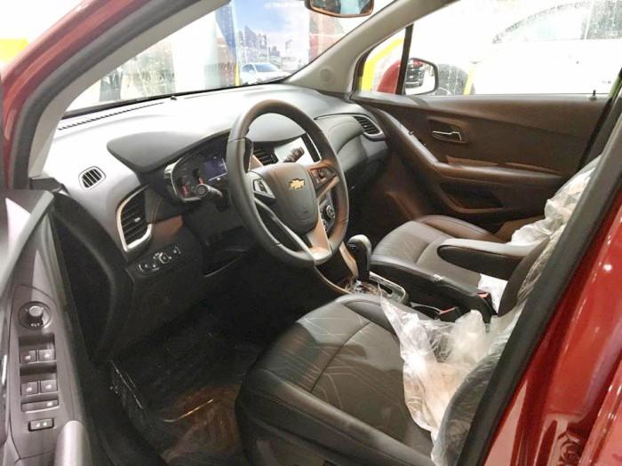 Tiền Giang: Chevrolet Trax 2017 - Sở hữu ngay với giá chỉ bằng Ecosport - ngân hàng 24h 6