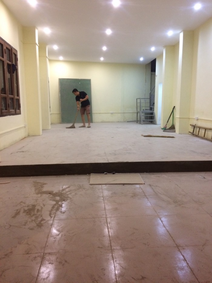 Cho thuê mặt bằng kinh doanh 60m2 tại Nguyễn Khang-Trần Duy Hưng