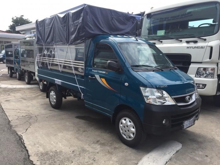 Xe tải Towner 990 Trường Hải 2017