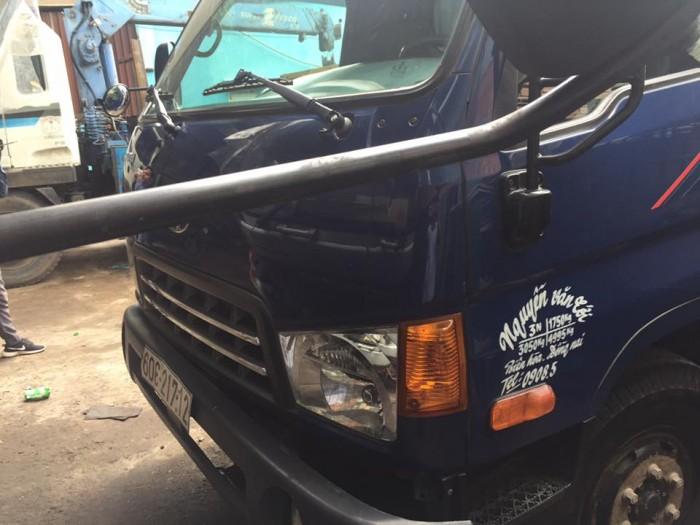 Bán xe tải hyundai hd 65 hạ tải vào tp ban ngày đời 2015 1