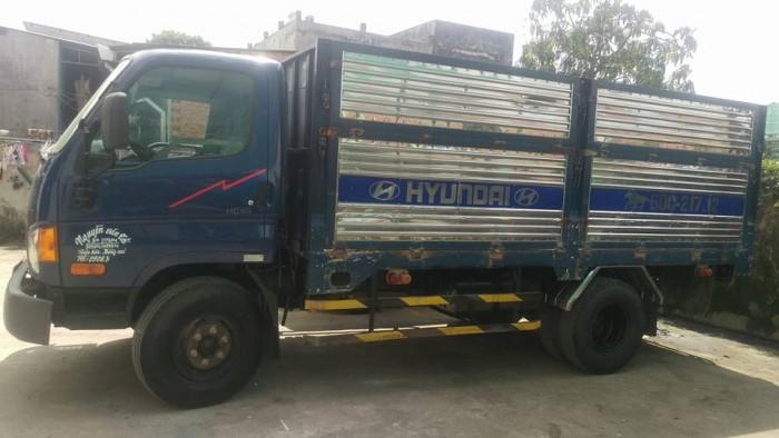 Bán xe tải hyundai hd 65 hạ tải vào tp ban ngày đời 2015 3