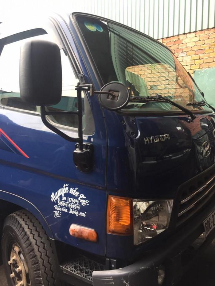 Bán xe tải hyundai hd 65 hạ tải vào tp ban ngày đời 2015 11