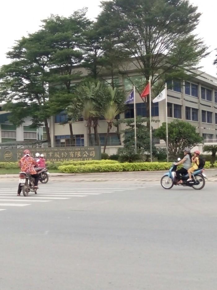 Đất đường nhựa ngay đường quốc lộ 1 K, sát ủy ban Phường Hóa An, TP Biên Hòa, Tỉnh Đồng Nai.