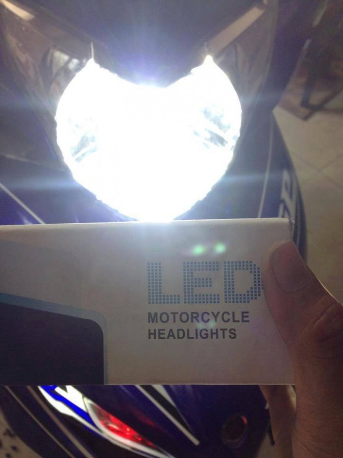 LED 6 tim