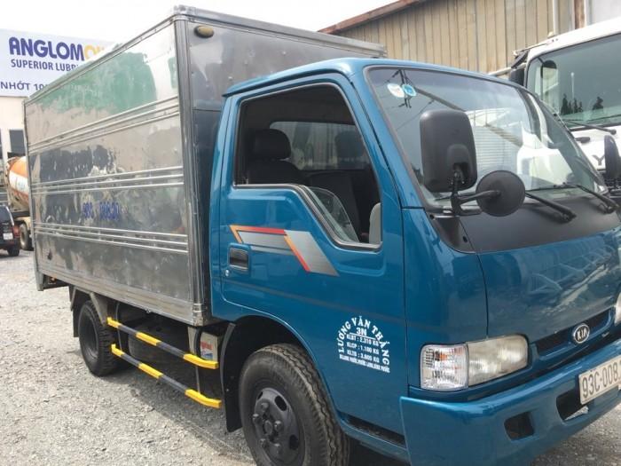 bán xe tải kia k3000 thùng kín sản xuất 2011 0