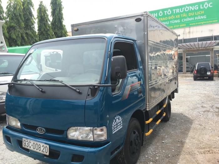 bán xe tải kia k3000 thùng kín sản xuất 2011 2