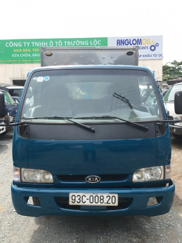 bán xe tải kia k3000 thùng kín sản xuất 2011