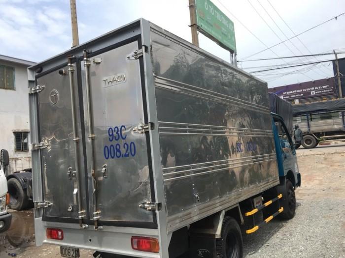 bán xe tải kia k3000 thùng kín sản xuất 2011 4