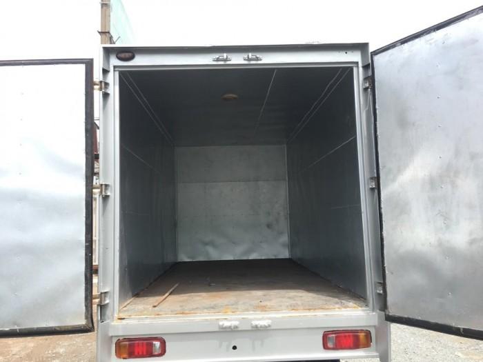 bán xe tải kia k3000 thùng kín sản xuất 2011 5