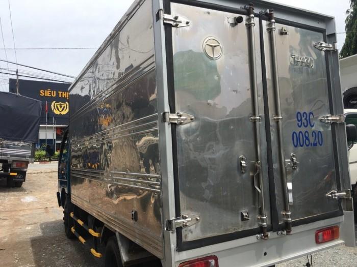 bán xe tải kia k3000 thùng kín sản xuất 2011 6