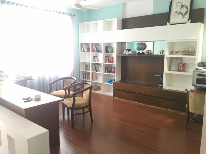Biệt thự 2 mặt tiền, dt 276m2, design đẹp, full nội thất