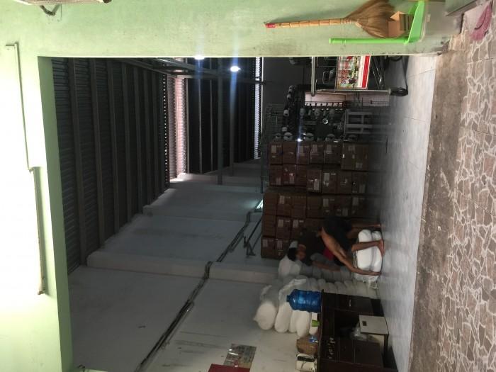 Cho thuê kho/ xưởng sx, diện tích 280m2 mặt tiền đường Phan Đình Phùng,tân thành, Tân Phú