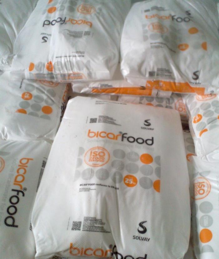 Sodium Bicar food: Khoáng tăng kiềm0