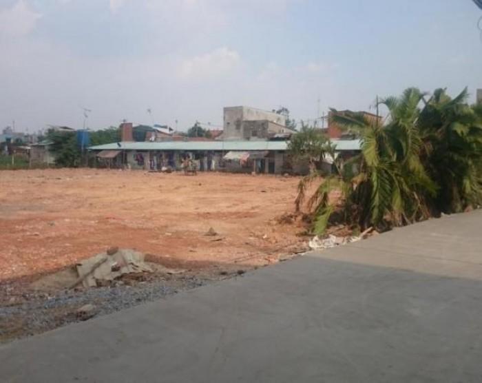 Đất siêu rẻ, đất đầu tư Nguyễn Hữu Trí - gần cầu Bình Điền