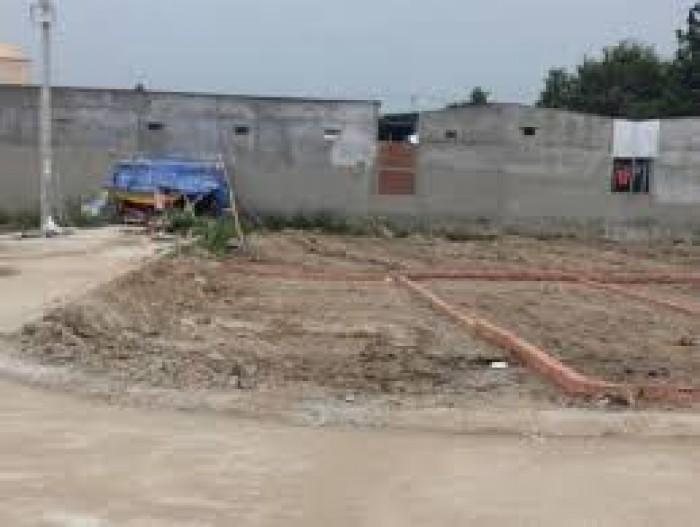 Bán đất Đường Nguyễn Hữu Trí cách chợ Đệm 3km, SHR, XDTD