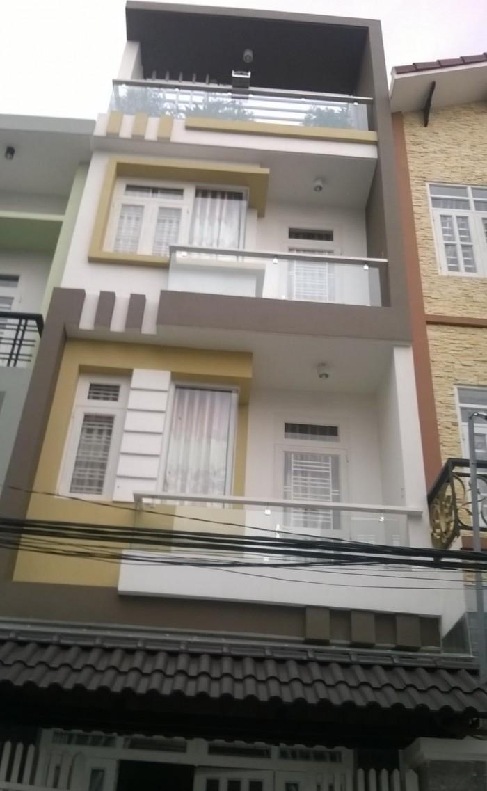 Bán gấp nhà đường Duy Tân, 58 m2, 3 tầng